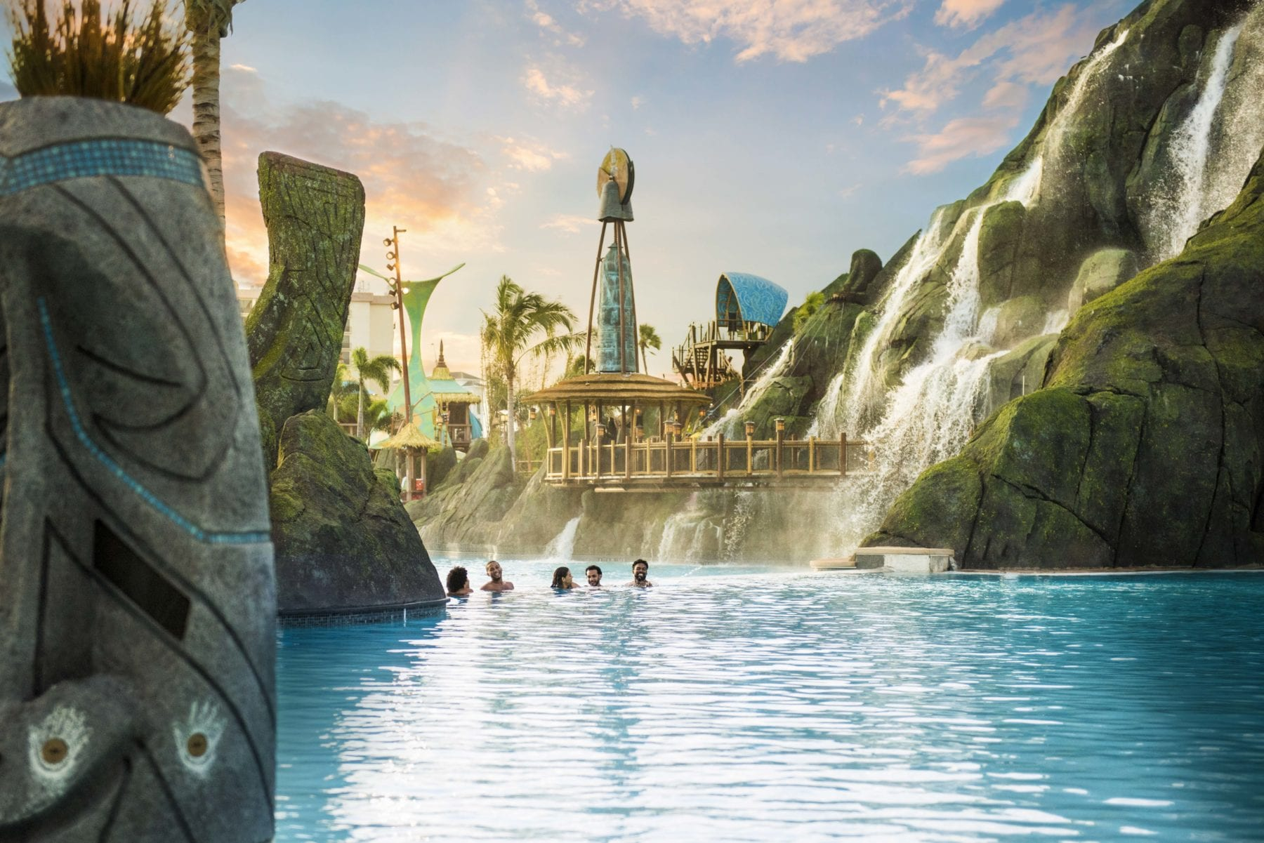Plan a trip to Volcano Bay Hours