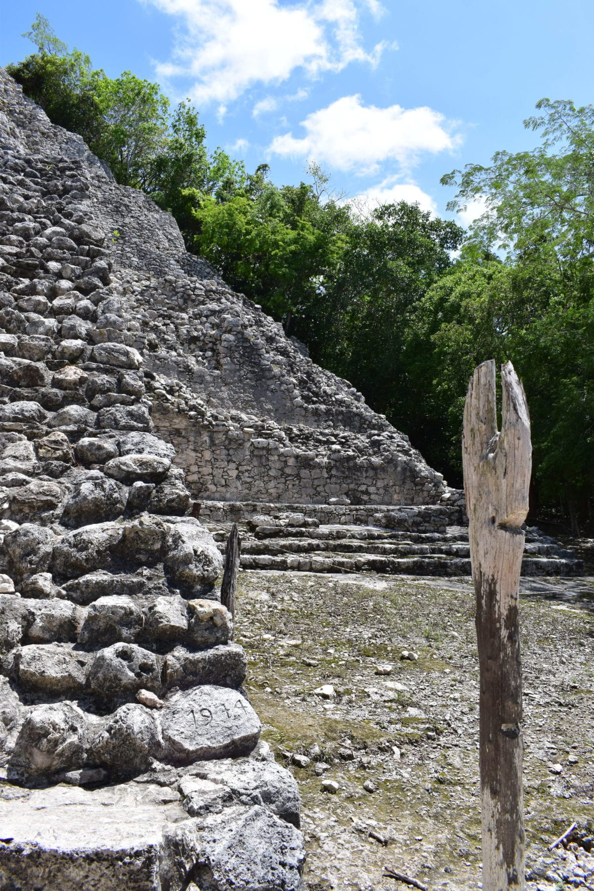 Day trip from Cancun to Coba