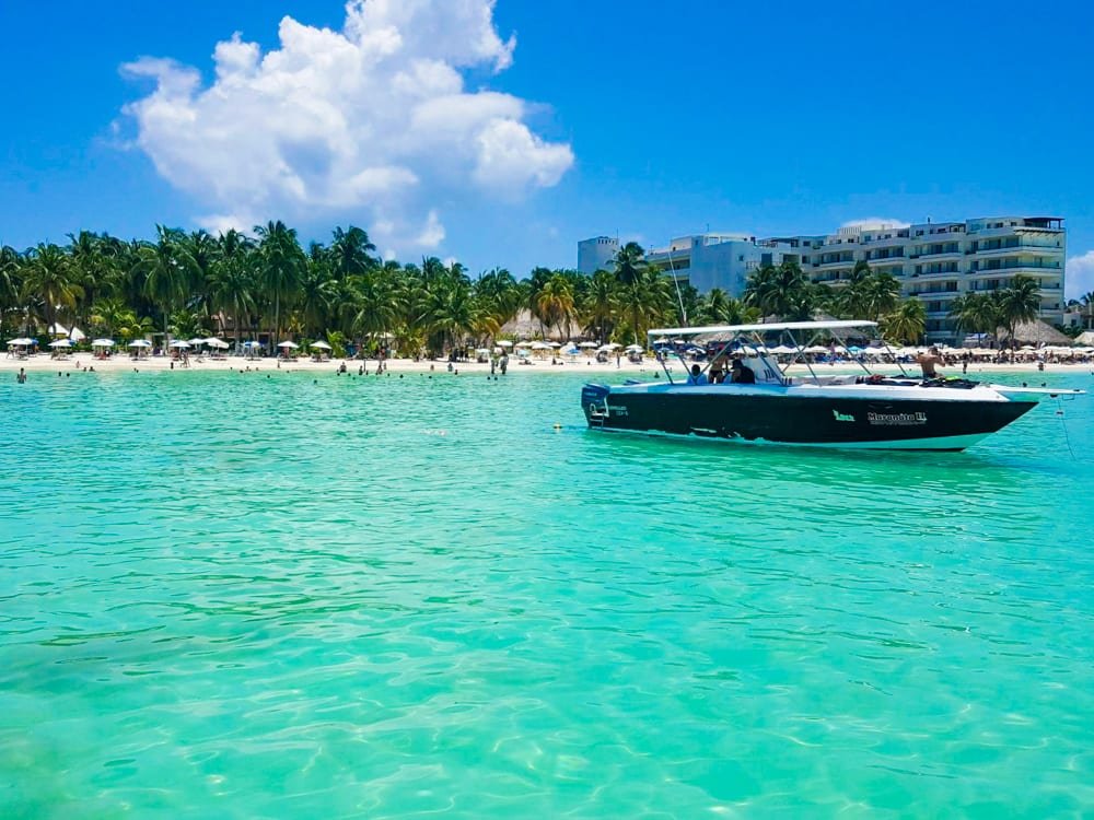 Day Trip From Cancun to Isla Mujeres