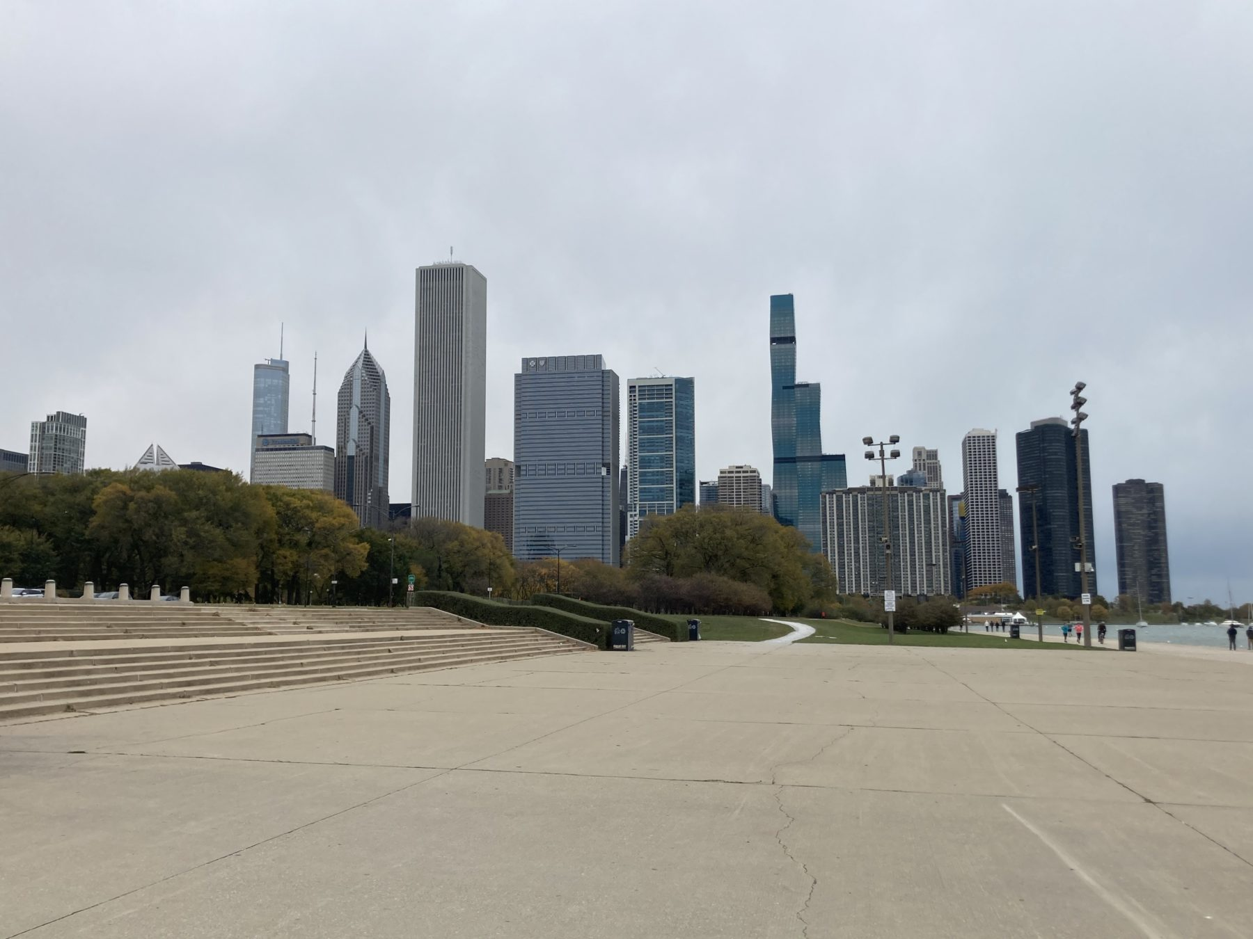 Fall In Chicago