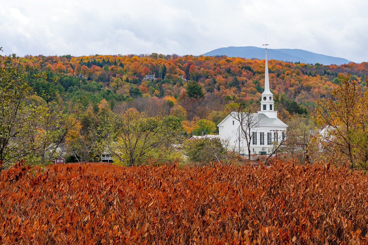 Best Fall Vacations - Vermont